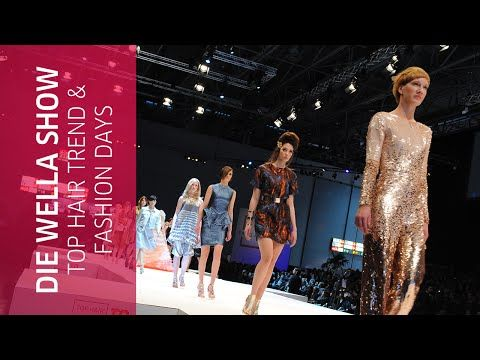 TRENDVISION 2016: HAIR TRENDS 2017 REVEAL |Wella Professionals - YouTube