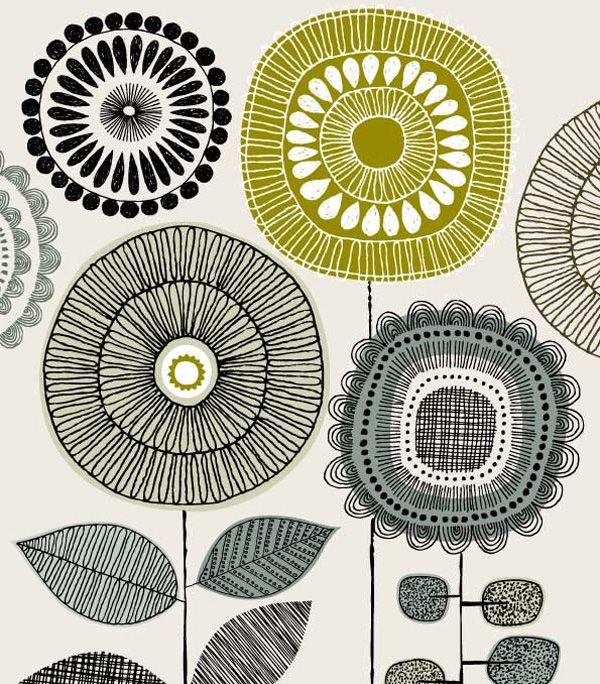 Eloise Renouf flower patterns
