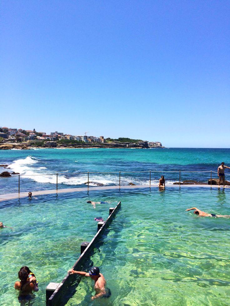 Bronte Beach, Sydney.  www.manthelabel.com