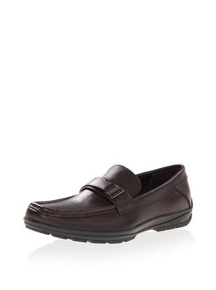 50% OFF Calvin Klein Men's Quinlan Loafer (Dark Brown)