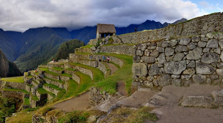 The Inca road system was the most extensive and advanced transportation system in pre-Columbian South America.