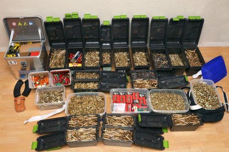 German police find guns ammunition in raid of suspected Islamist militant #news #worldnews #headlinenews