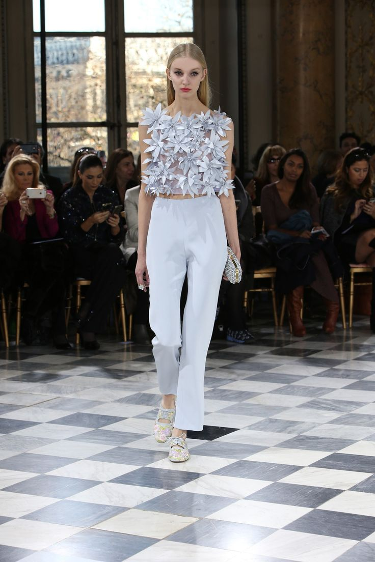 Georges Hobeika - Spring-Summer 2016 Haute Couture Collection | Designer Clothing