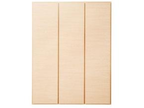 meble pokojowe - Black Red White - Doors szafa 3-drzwiowa HSU3D 22/17,BRW