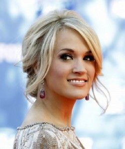 33 Beautiful And Latest Updo Hairstyles with Bangs