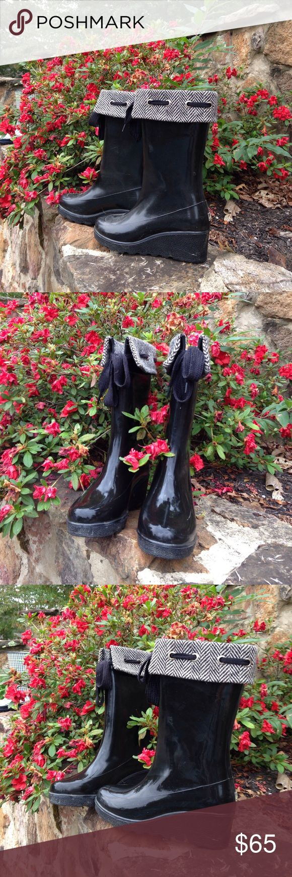 Black Sperry Rain Boots Sperry Rainboots Listing: Sperry6062 Sperry Top-Sider Shoes Winter & Rain Boots