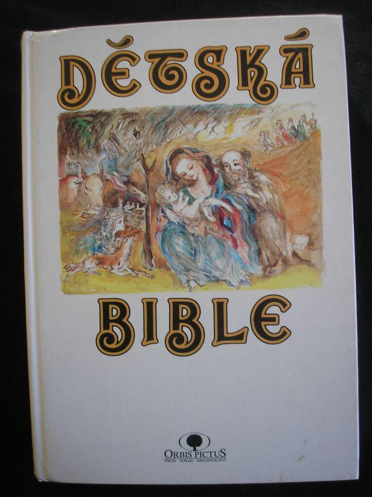 dětská bible - Hledat Googlem