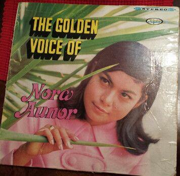 Nora Aunor -The Golden Voice Of Nora Aunor 1970