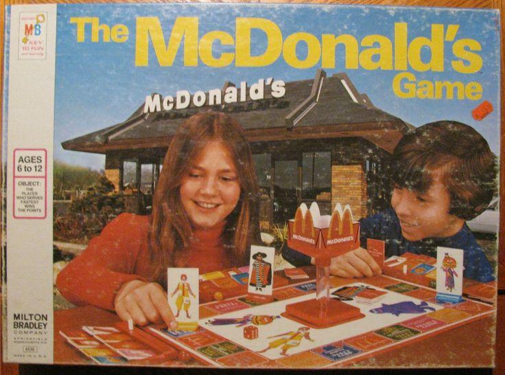 MILTON BRADLEY: 1975 The McDonald's Game