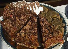 Vynikajúci jablkovo – škoricový RAW koláč