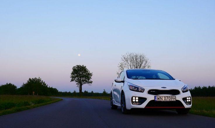 Kia pro_cee'd GT. Auto dla indywidualisty.