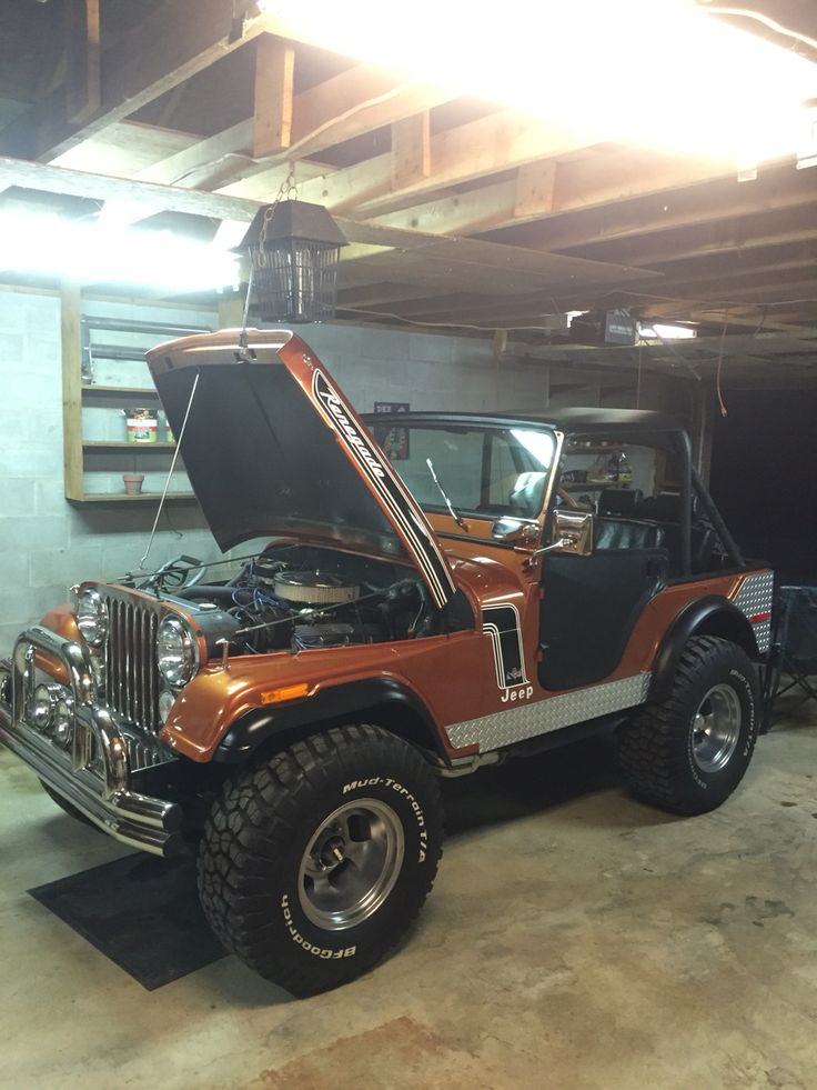 Cargurus Cheap Trucks >> 17 Best images about 1981 Jeep CJ 5 304 4 speed on Pinterest | Jeep cj7, 4x4 and Vintage jeep
