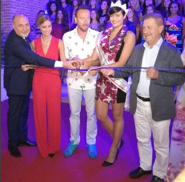 Gossip news, Alice Sabatini a Jesolo: inaugurata Casa Miss Italia