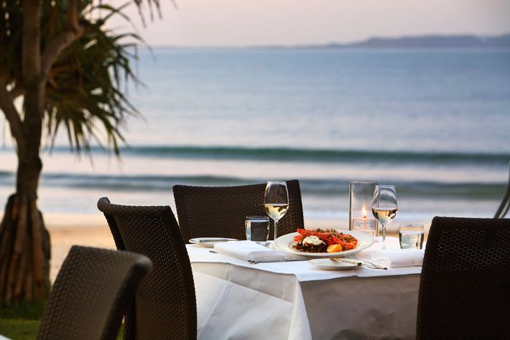 Located on Noosa Main Beach, Sails Restaurant offers absolute beach front wedding ceremonies and receptions. http://www.itsmywedding.com.au/vendor-profile/sails-restaurant-noosa/