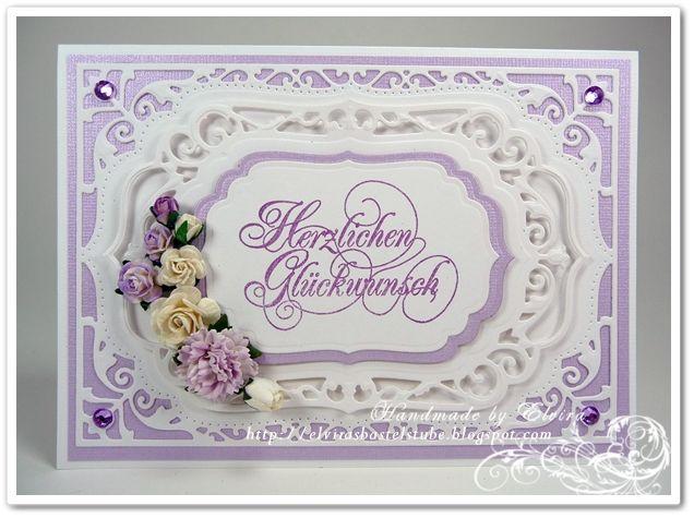 Kreative Karten, Hochzeitskarten, Zur Taufe, Zur Geburt, Kleine Geschenke, Verpackungen, Hochzeit,Weihnachtskarten,