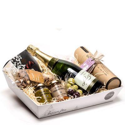 Cadeaux Gourmet & Bien-être<br>Plaisirs pour deux