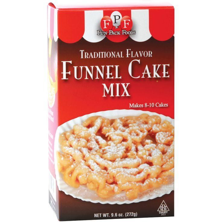 funnel cake maker kit
