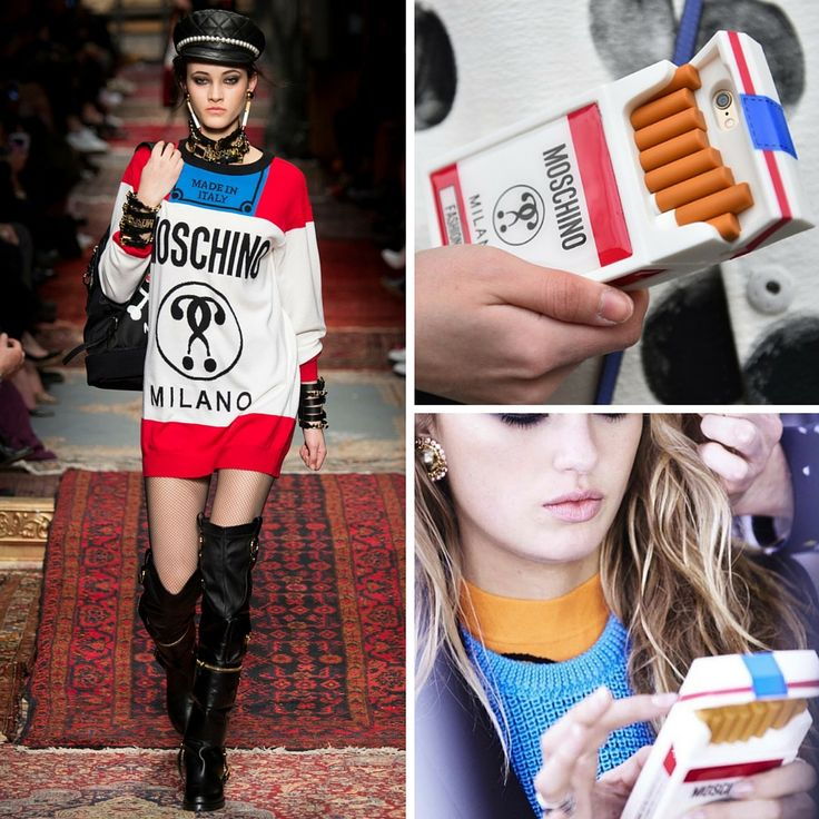 Moschino SS16 Shop Moschino online at satù Boutique