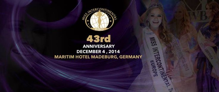 Miss Intercontinental 2014 LIVE STREAMING is up now! Watch the coronation night in a few hours here!