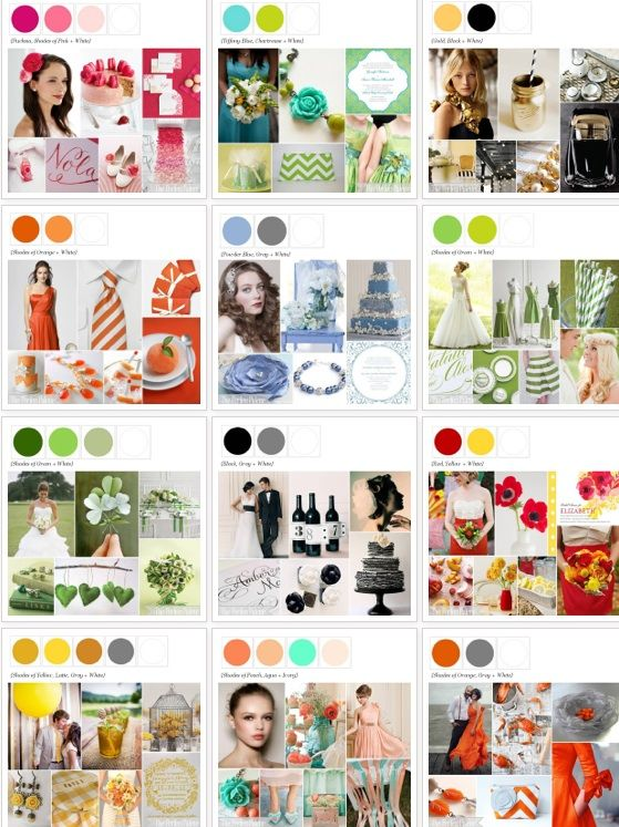 Choosing Wedding Colors: Where to Begin?: Wedding Colour, Wedding Color, Color Inspiration, Color Schemes, Color Combos, Wedding Ideas, De Color, Event, Color Palette