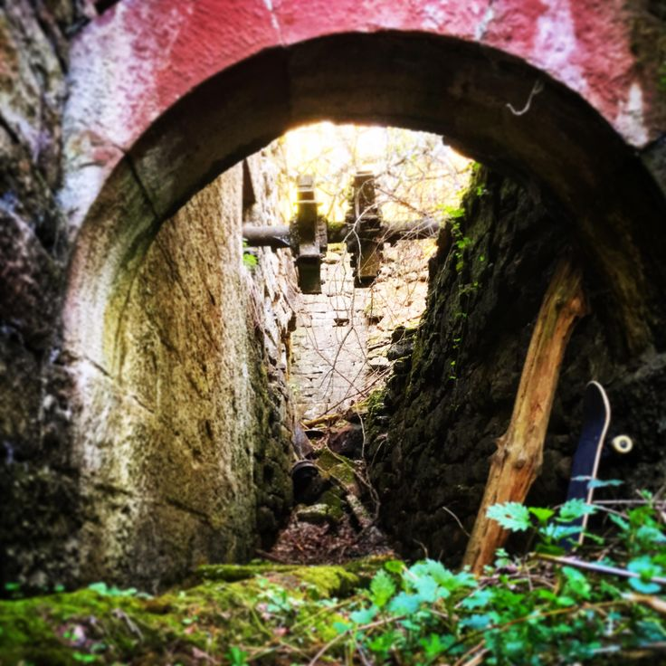 Old Watermill. North Bavaria - Germany. [3024 x 3024]