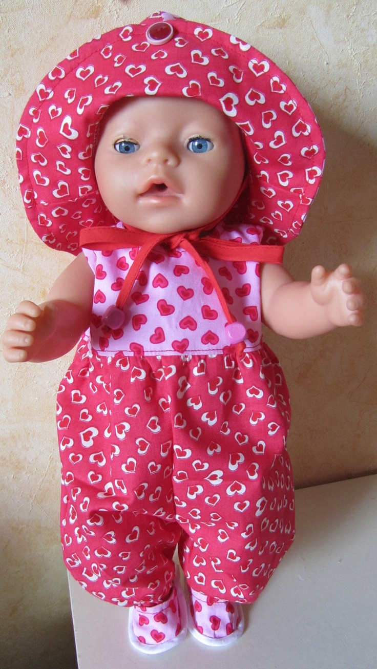 outfit for Baby Born doll