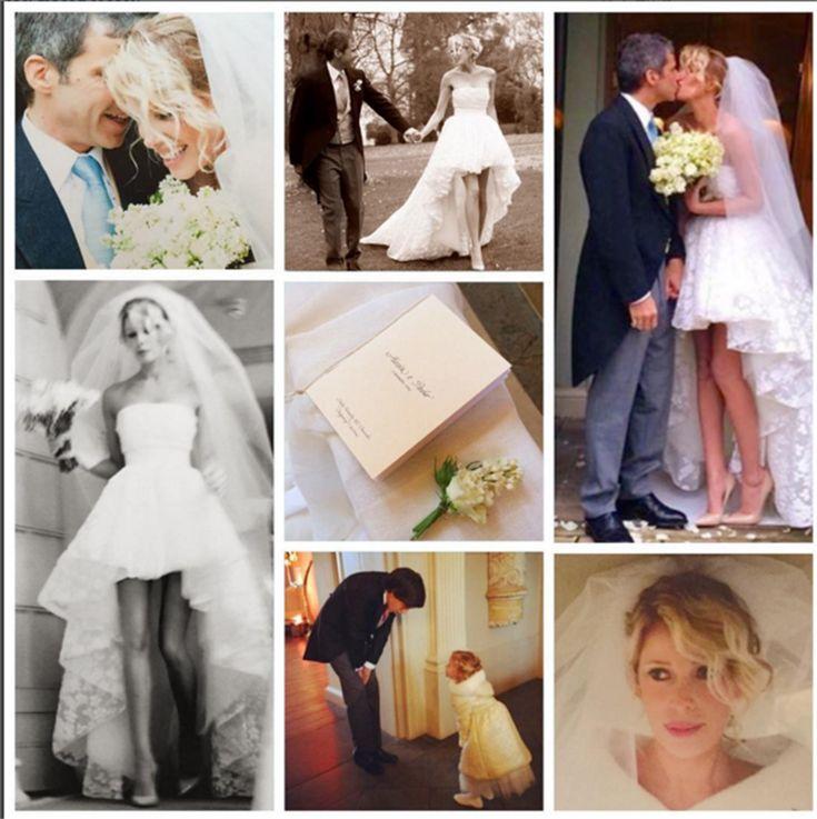 Matrimonio Alessia Marcuzzi | Le foto più belle