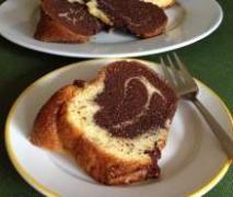 Der beste Marmorkuchen
