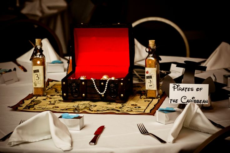 Ultimate Disney Weddings Centerpieces - Part One - This Fairy Tale Life