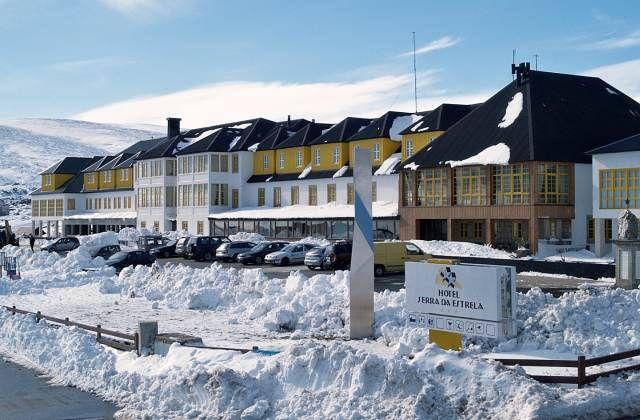 Comece já a planear as suas diversões na Neve na Serra da Estrela nos Hoteis Turistrela desde 435€ 3 Noites | #Portugal | Escapadelas