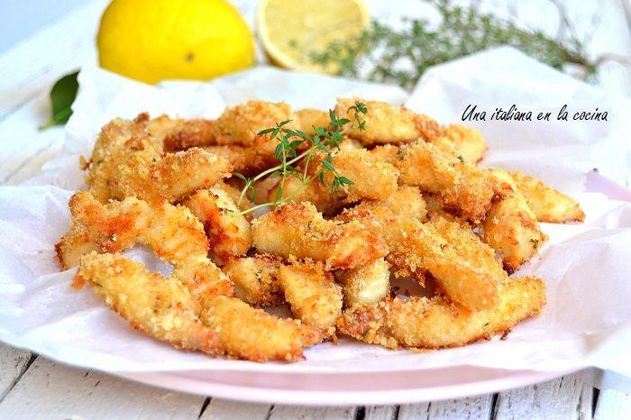 Pechuga De Pollo Crujiente Al Horno Una Italiana En La Cocina Receta Pollo Crujiente Al Horno Pollo Crujiente Pechuga De Pollo Al Horno