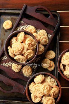 Just Try & Taste: Resep Kue Kering Sagu Keju