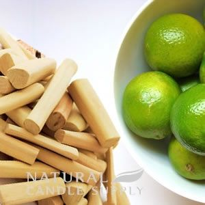 Lime and Sandalwood Candle Fragrance Oil