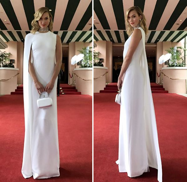 Os vestidos do Oscar 2017