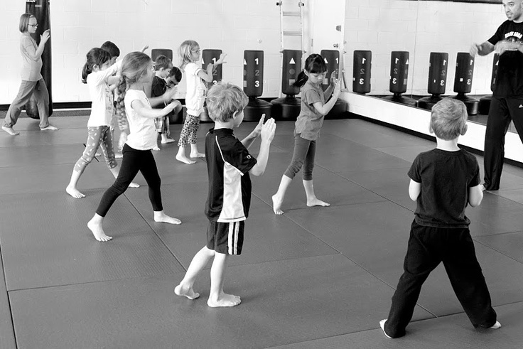 Kids Krav Maga.. Every child should be taught!
