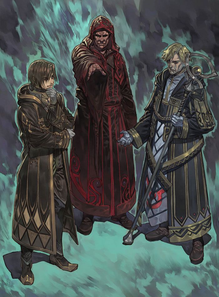 valkyrie profile 2 characters pinterest