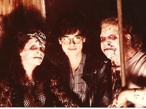 Night Of The Demons (1988 Film) - Night Of The Demons Wiki