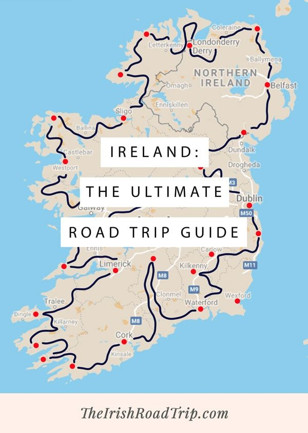 Best Ireland Road Trip Planner You'll Find Onl…