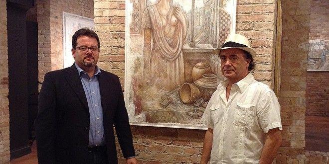 Giampiero Magrini espone al CERP di Perugia - Bettona oggi - notizie da Bettona