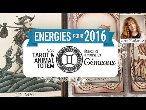 [Taroscope] Gémeaux - Année 2016 Energies et conseils. Je vous présente les énergies de l'année 2016, ainsi que les conseils du Tarot et de votre Animal Tote... #tarotdivinatoire #tarot #tarotcartes #tarotdeck #divination #oracledivinatoire #oracle #oraclecartes #oracledeck #oraclecards #connaissancedesoi #courstarot #coursdivination #TarotCardReading #TarotReader #taroscope #horoscope #tarotHoroscope #energies #tarotreading #horoscope2016 #gemeaux #previsions2016 #animalTotem