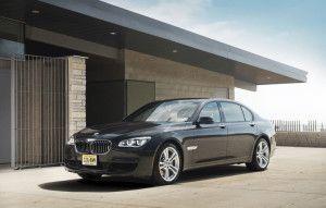 2016 BMW 750li review