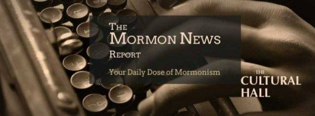 """Mormon News Report: 11 November 2015 1.) """"First Things"""" have consistently offered thoughtful takes when Mormonism comes up. Today is no different. Tom Stringham looks at the new policy, but also th…"""