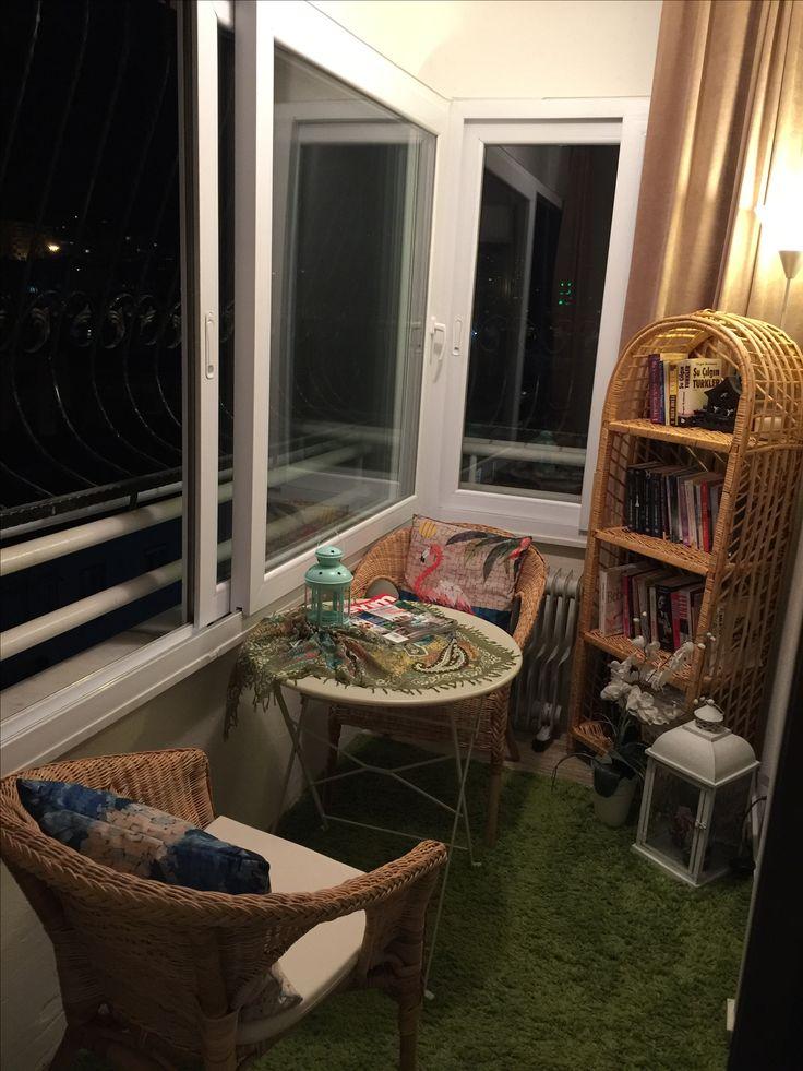 Balkon dekarasyon