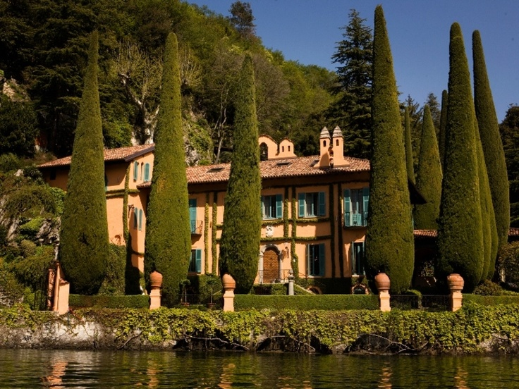 Villa Cipressi, Lake Como - Lenno in Italy