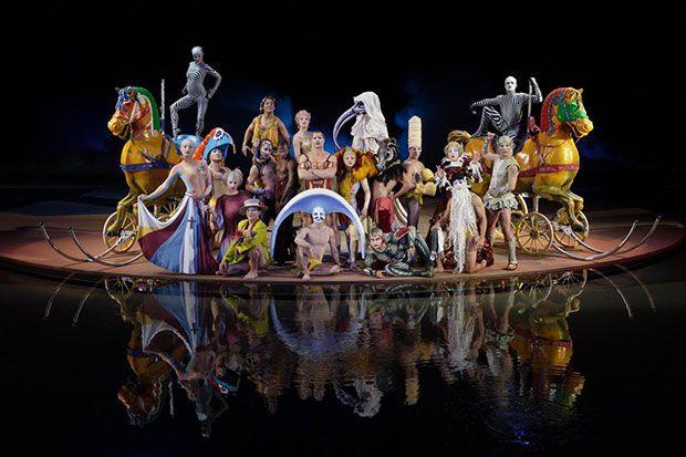 Cirque du Soleil abre vagas de trabalho para equipe de palco | #CirqueDuSoleil, #Emprego, #EquipePalco