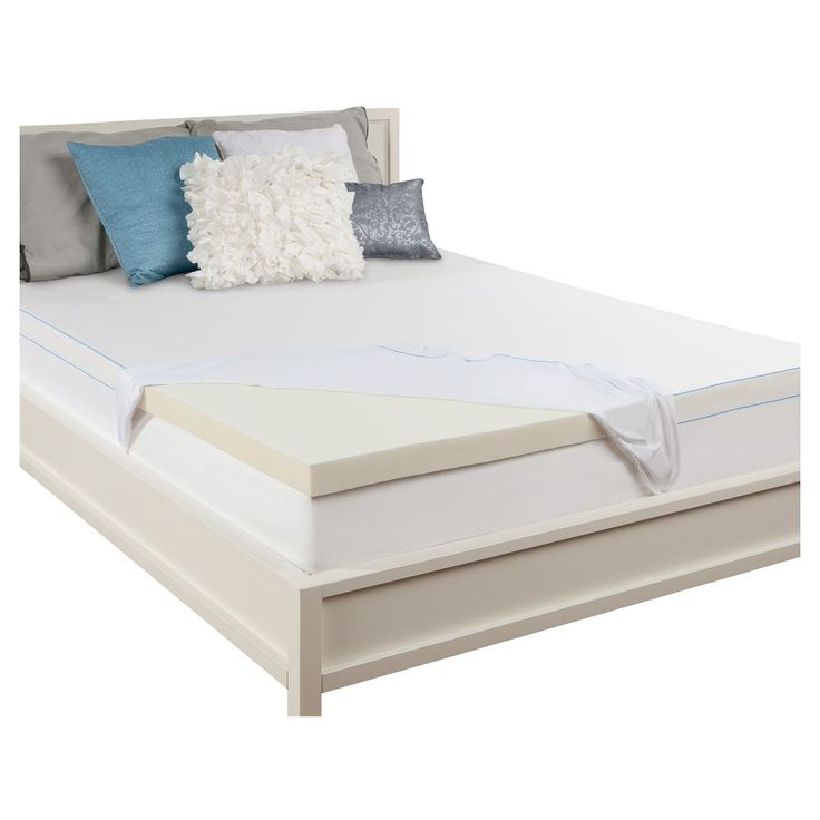 443 best best affordable mattress topper images on pinterest mattress pad memory foam. Black Bedroom Furniture Sets. Home Design Ideas