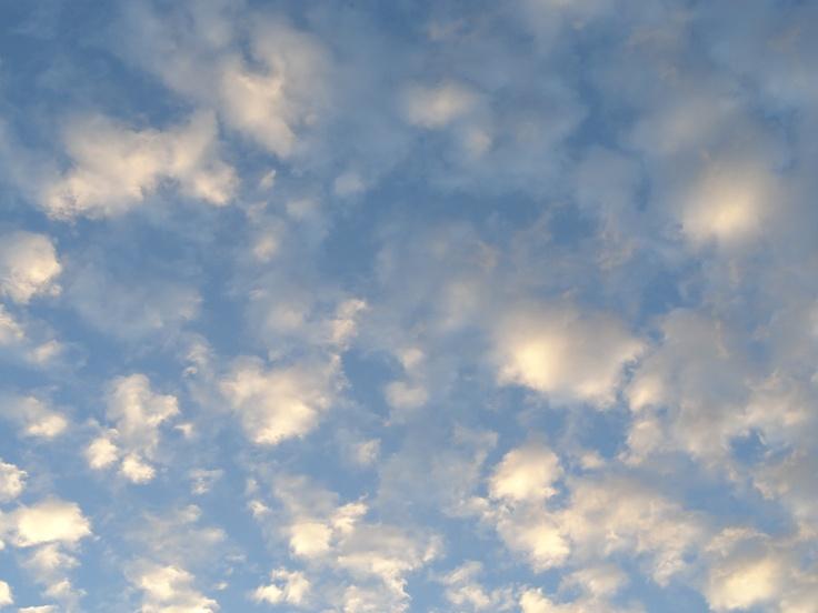 yupy! nubes que bellas