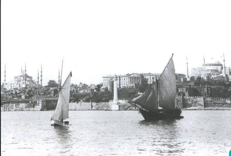 İ S T A N B U L 1914