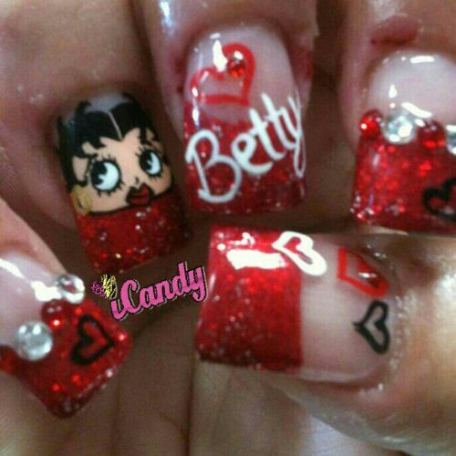 Betty Boop Nails: 25+ Best Ideas About Betty Boop Costume On Pinterest