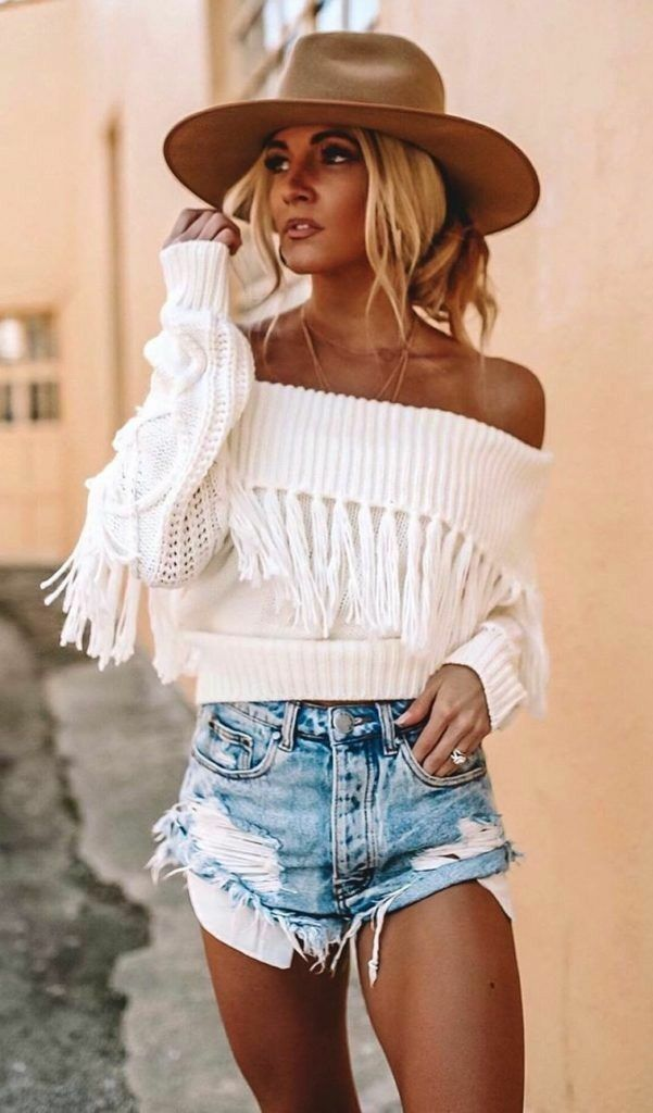 190 Best Outfits for girls images in 2019 | Fashion outfits, Feminine fashion, c…